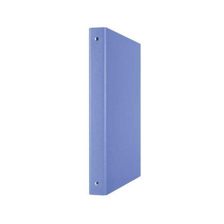 sprzęt biurowy 4 alibiuro.pl Segregator ringowy DONAU PP A4 4R 20mm niebieski 30