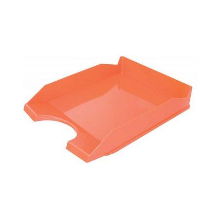 sprzęt biurowy 4 alibiuro.pl Szufladka na biurko OFFICE PRODUCTS polistyren PP A4 pomarańczowa 14