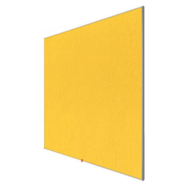 sprzęt biurowy 4 alibiuro.pl Tablica filcowa NOBO 72x41cm panoramiczna 32 Inch żółta 34