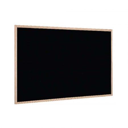 sprzęt biurowy 4 alibiuro.pl Tablica kredowa BI OFFICE 90x60cm rama drewniana 48