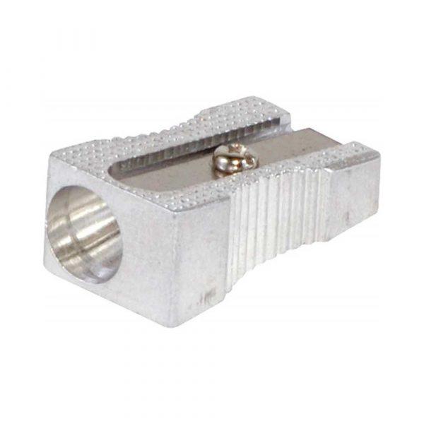 sprzęt biurowy 4 alibiuro.pl Temperówka DONAU aluminiowa pojedyncza blister 3szt. 22