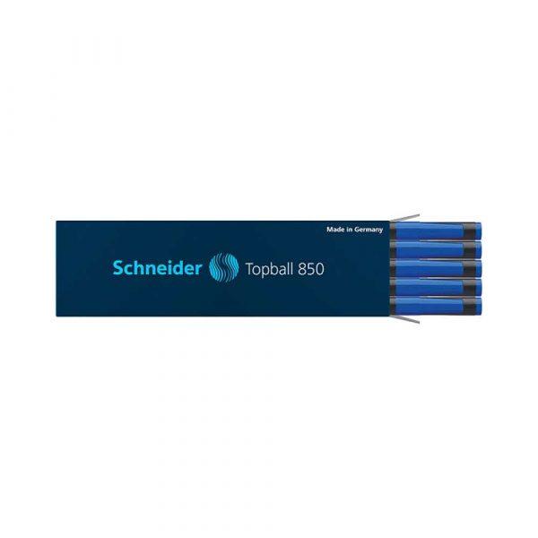 sprzęt biurowy 4 alibiuro.pl Wkład do pióra kulkowego SCHNEIDER Topball 850 0 5 mm niebieski 18