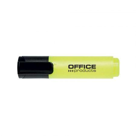 sprzęt biurowy 4 alibiuro.pl Zakreślacz OFFICE PRODUCTS 2 5mm linia żółty 79