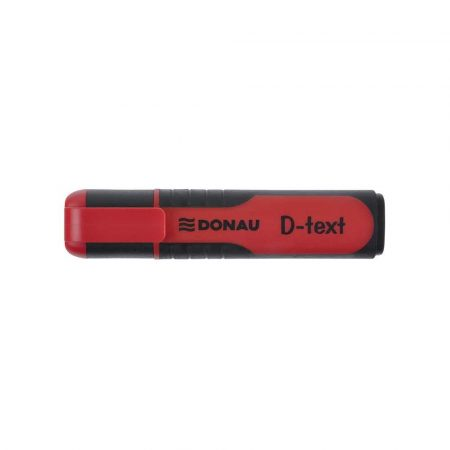 sprzęt biurowy 4 alibiuro.pl Zakreślacz fluorescencyjny DONAU D Text 1 5mm linia czerwony 55