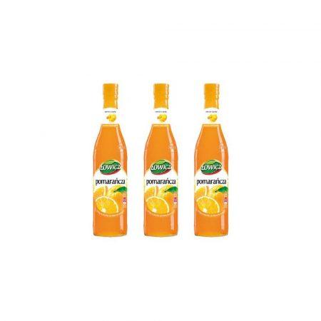 syrop owocowy 1 alibiuro.pl Łowicz Syrop owocowy Pomarańcza 400ml 99