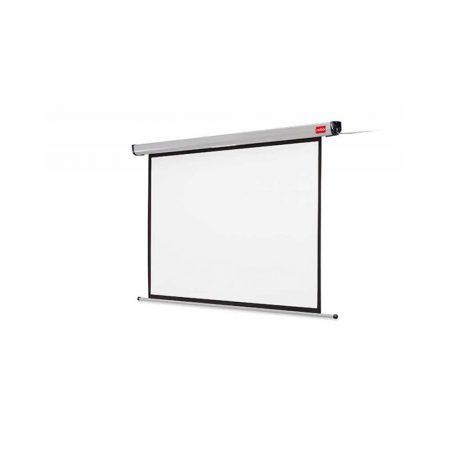 tablice i prezentacja 4 alibiuro.pl Ekran projekcyjny NOBO ścienny profesjonalny 16 10 1500x1040mm biały 31