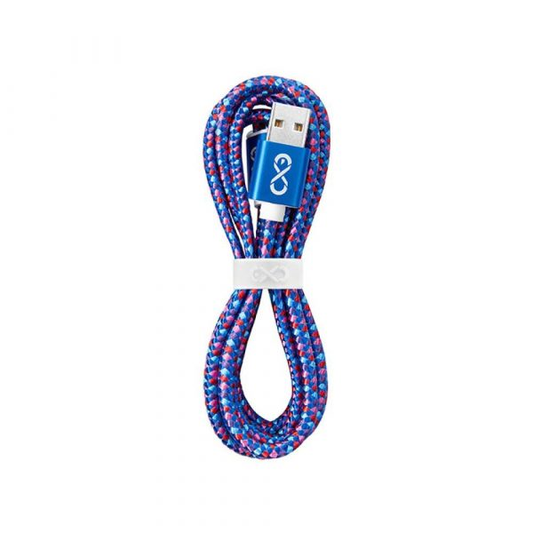 tablice i prezentacja 4 alibiuro.pl Uniwersalny kabel Micro USB EXC Diamond 1 5m niebieski mix kolorów 78