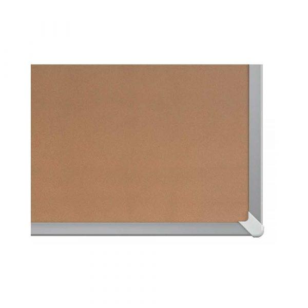 tablice korkowe 4 alibiuro.pl Tablica korkowa NOBO 90x51cm panoramiczna 40 Inch rama aluminiowa 8