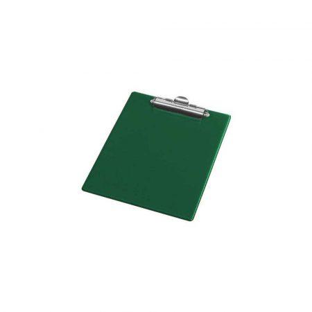 teczka preszpanowa 1 alibiuro.pl Deska A4 z klipem Clipboard PVC D.RECT zielony 009451 77