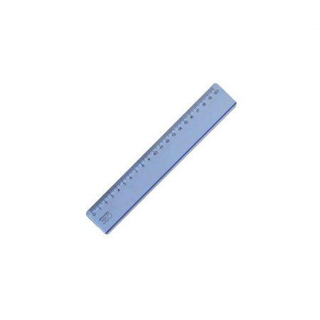temperówka 1 alibiuro.pl 1026 Linijka 20 cm przezroczysta PRATEL 97