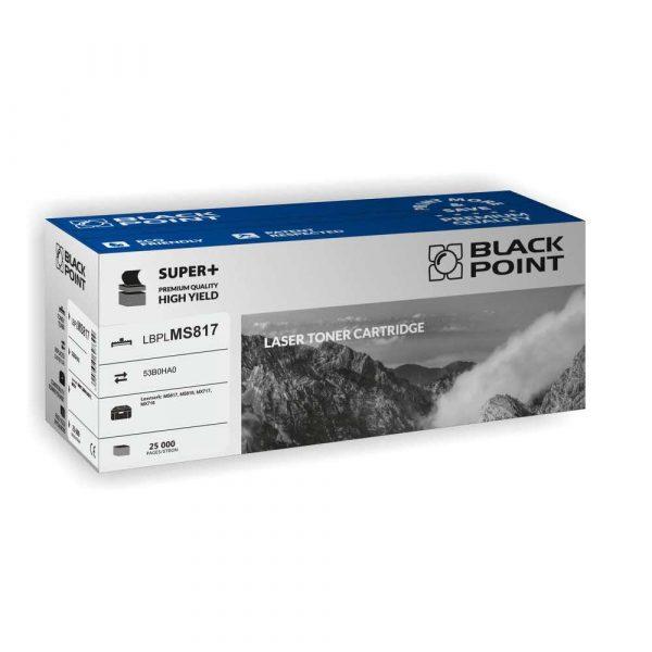 toner zamiennik 3 alibiuro.pl LBPLMS817 Toner BP S Lex 53B0HA0 BlackPoint LBPLMS817 BLLMS817BCBW 88