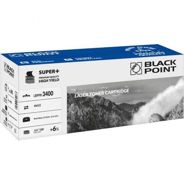 toner zamiennik 3 alibiuro.pl LBPPR3400 Toner BP S Ric 406522 BlackPoint LBPPR3400 BLRIC3400BCBW 82