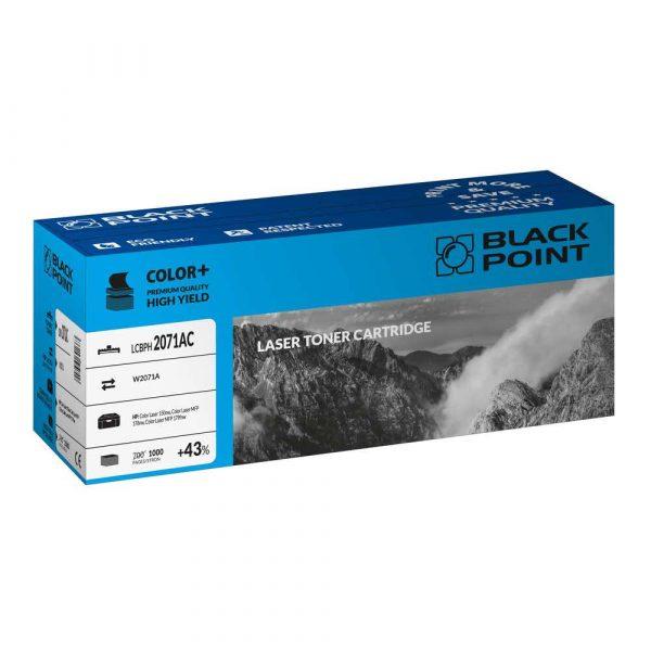 toner zamiennik 3 alibiuro.pl LCBPH2071AC Toner Black Point Color HP W2071A BlackPoint LCBPH2071AC BLH2071ACBW 84