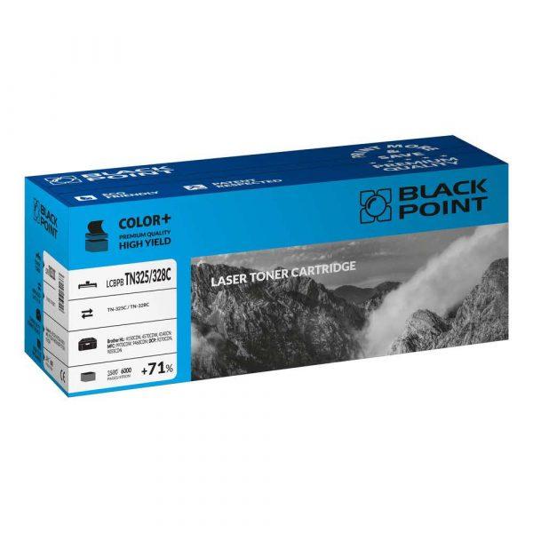 toner zamienny 3 alibiuro.pl LCBPBTN325 328C Toner BP TN 325C BlackPoint LCBPBTN325 328C BLBTN325BCBW 15
