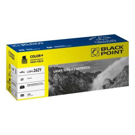 toner zamienny 3 alibiuro.pl LCBPH262Y Toner BP HP CE262A BlackPoint LCBPH262Y BLH4025BYBW 52