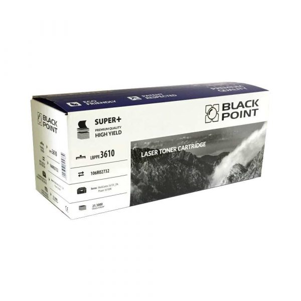 tonery zamienniki 3 alibiuro.pl LBPPX3610 Toner BP S Xerox 106R02732 BlackPoint LBPPX3610 BLX03610BCBW 19