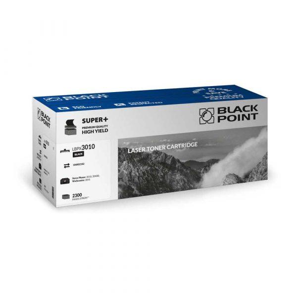 tonery zamienniki 3 alibiuro.pl LBPX3010 Toner BP S Xer 106R02182 BlackPoint LBPX3010 BLX03010BCBW 94