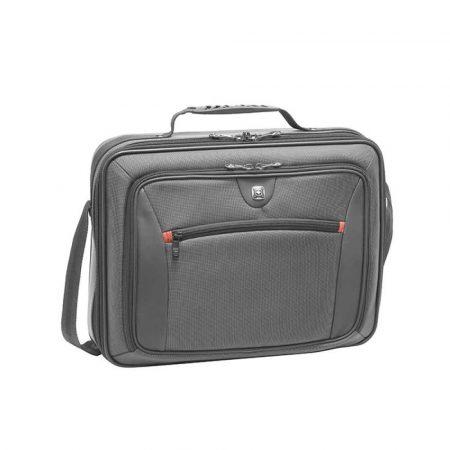 torba komputerowa 4 alibiuro.pl Torba na laptopa WENGER Insight 15 6 Inch 410x310x140mm szara 62