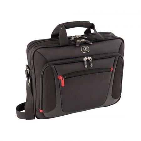 torby komputerowe 4 alibiuro.pl Torba na laptopa WENGER Sensor 15 Inch 400x330x150mm czarna 33