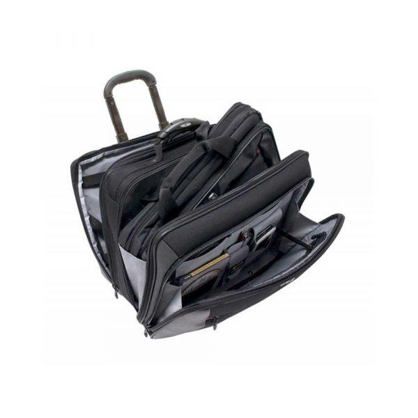 torby komputerowe 4 alibiuro.pl Torba pilotka WENGER Potomac 17 Inch 440x420x250mm czarna 32