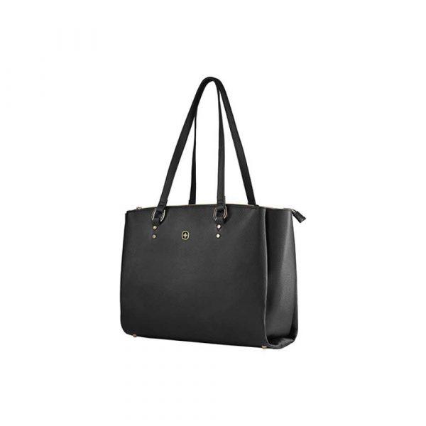 torby komputerowe 4 alibiuro.pl Torebka damska WENGER Rosalyn 14 Inch 380x290x240mm czarna 18