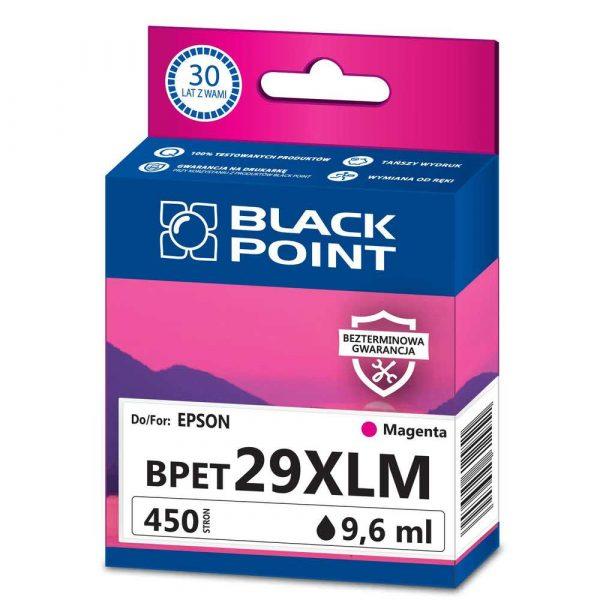 tusz zamienny 3 alibiuro.pl BPET29XLM Ink Tusz BP Epson C13T29934012 BlackPoint BPET29XLM SGE29BKM 13