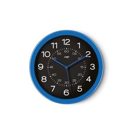 urządzenia biurowe 4 alibiuro.pl Zegar ścienny CEP Pro Gloss 30cm niebieski 56