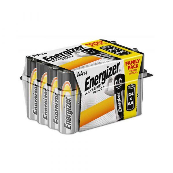 urządzenia elektryczne 4 alibiuro.pl Bateria ENERGIZER Alkaline Power AA LR6 1 5V 24szt. 59