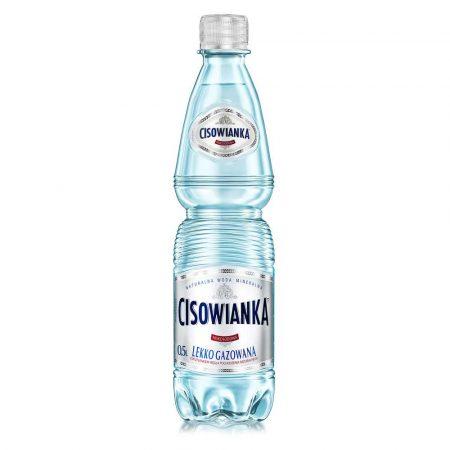 woda niegazowana 4 alibiuro.pl Woda CISOWIANKA lekko gazowana butelka plastikowa 0 5l 97