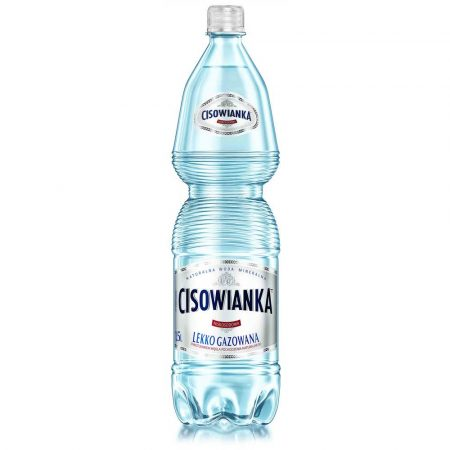 woda niegazowana 4 alibiuro.pl Woda CISOWIANKA lekko gazowana butelka plastikowa 1 5l 57
