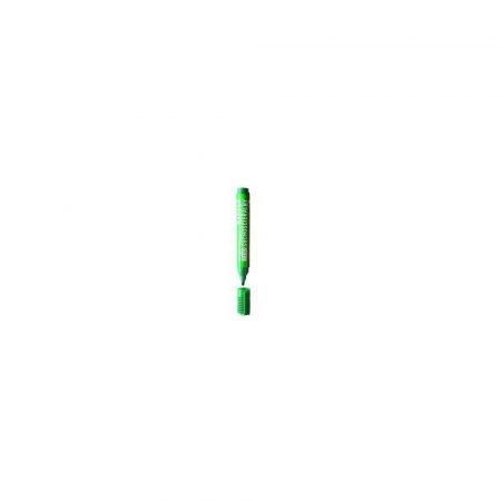zakreślacz 1 alibiuro.pl 3160 Marker suchościeralny okrągła końcówka D.RECT zielony 6