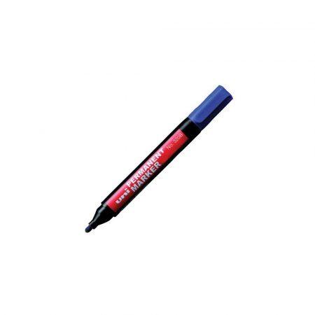 zakreślacz 1 alibiuro.pl Marker permanentny okrągła końcówka NO 320F UNI niebieski 48