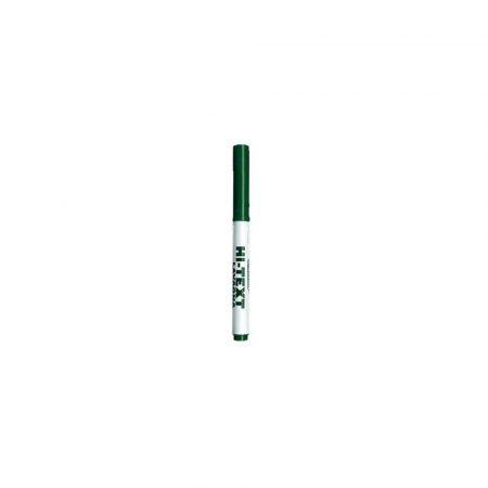 zakreślacz 1 alibiuro.pl Marker suchościeralny do tablic Hi text 580 Fibracolor zielony 92