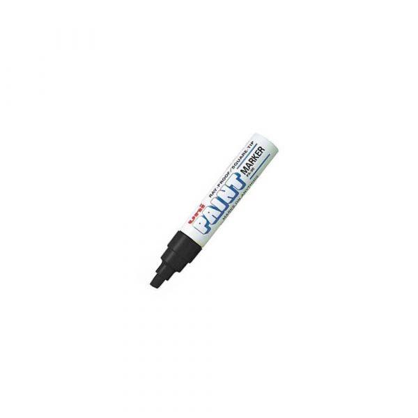 zakreślacze 1 alibiuro.pl PX 30 Marker lakierowy ścięty Paint 4 0 8 5mm UNI czarny 3