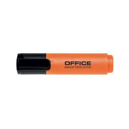 zakreślacze biurowe 4 alibiuro.pl Zakreślacz OFFICE PRODUCTS 2 5mm linia pomarańczowy 8