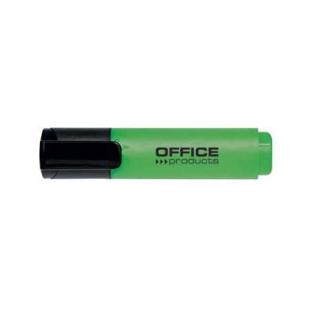 zakreślacze biurowe 4 alibiuro.pl Zakreślacz OFFICE PRODUCTS 2 5mm linia zielony 79