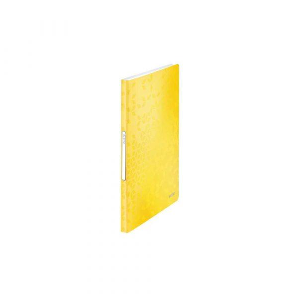 akcesoria biurowe 5 alibiuro.pl Album ofertowy Leitz WOW żółty 25