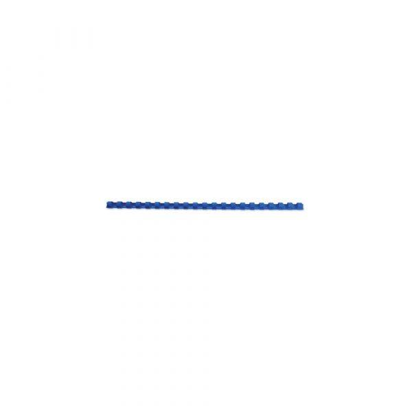 akcesoria biurowe 5 alibiuro.pl Grzbiety plastikowe GBC CombBind niebieski 53