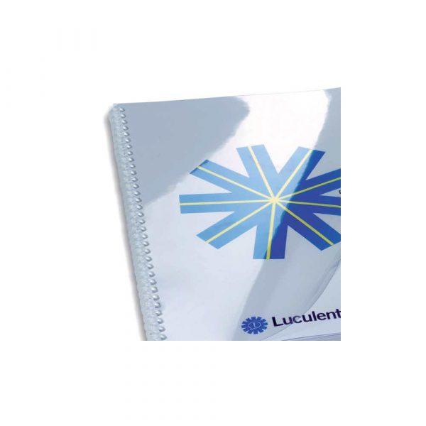 akcesoria biurowe 5 alibiuro.pl Okładki do bindowania GBC HiClear przezroczysty 54