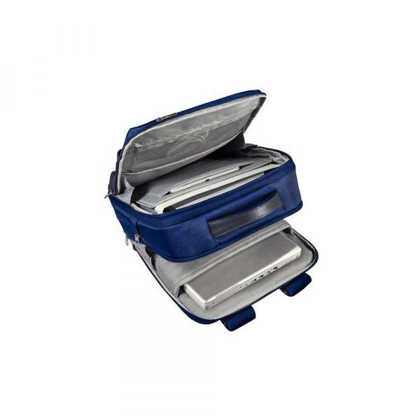 akcesoria biurowe 5 alibiuro.pl Plecak Smart Leitz Complete na laptopa 15.6 tytanowy błękit 24