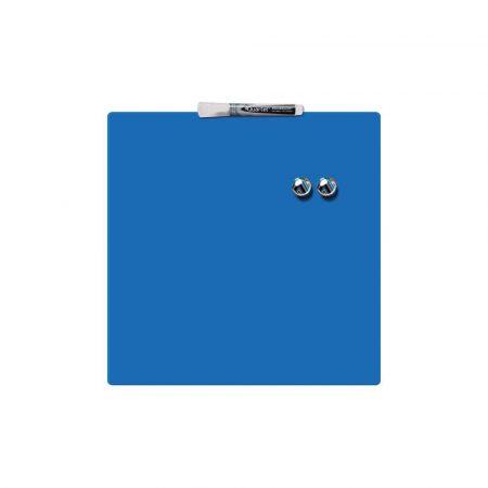 akcesoria biurowe 5 alibiuro.pl Suchościeralna tabliczka magnetyczna Nobo niebieski 95