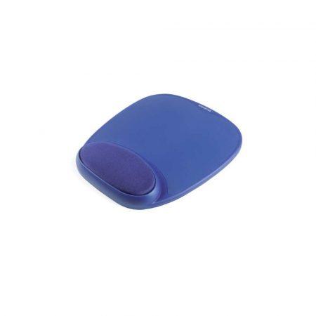 akcesoria komputerowe 5 alibiuro.pl Podkładka Kensington Memory Gel pod mysz z podpórką pod nadgarstek niebieska niebieski 26