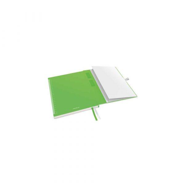 artykuły biurowe 5 alibiuro.pl Notatnik Leitz Complete w formacie iPada w linie z twardą okładką biały 19