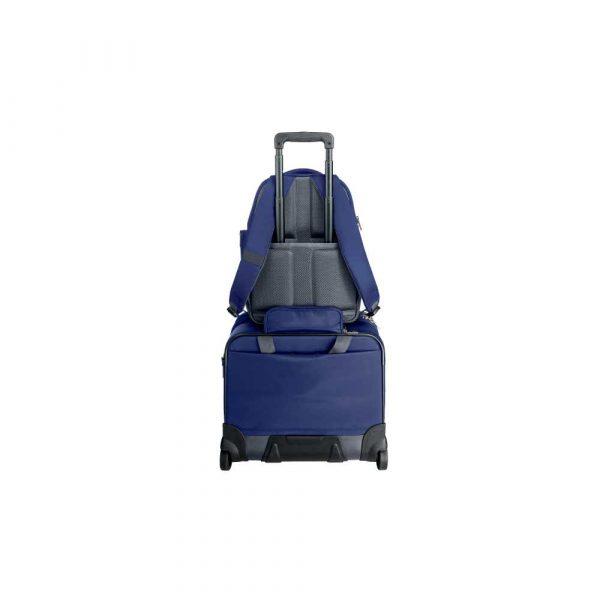 artykuły biurowe 5 alibiuro.pl Plecak Smart Traveller Leitz Complete 13.3 tytanowy błękit 89