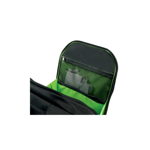 artykuły biurowe 5 alibiuro.pl Plecak Smart Traveller Leitz Complete 17.3 czarny 41