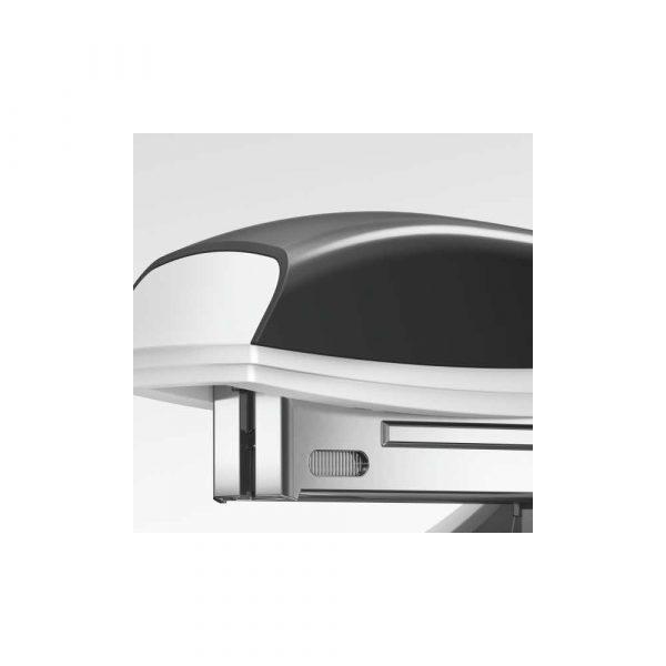 artykuły biurowe 5 alibiuro.pl Zszywacz średni metalowy Leitz NeXXt Style arktyczna biel 90