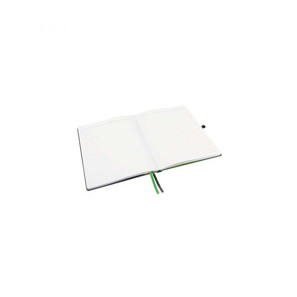 artykuły papiernicze 5 alibiuro.pl Notatnik Leitz Complete w formacie iPada w linie z twardą okładką czarny 35