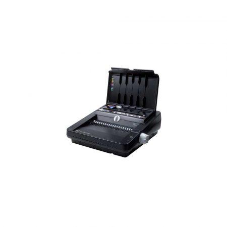 bindownice grzbietowe 5 alibiuro.pl Bindownica grzebieniowa GBC CombBind C450E czarny 49