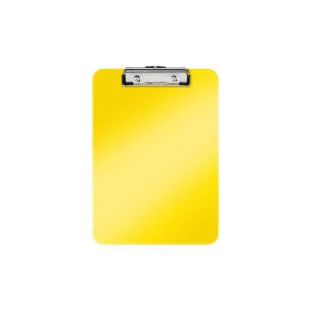 clipboard 5 alibiuro.pl Deska z klipsem Leitz WOW żółty 63