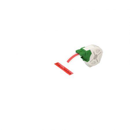drukarka etykiet 5 alibiuro.pl Kaseta z plastikową taśmą do drukowania etykiet 12mm Leitz Icon czerwony 55